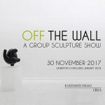 Off The Wall group sculpture show 1